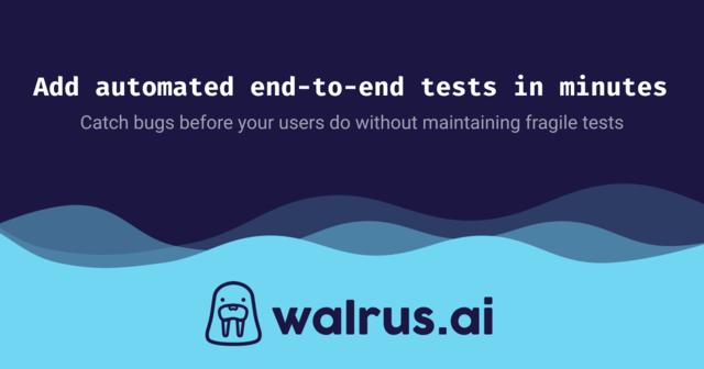 Walrus.ai