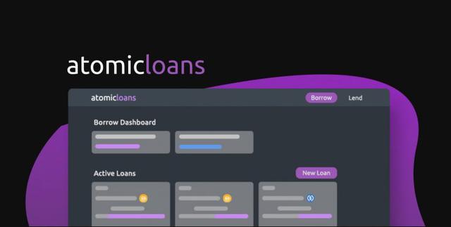 Atomic Loans