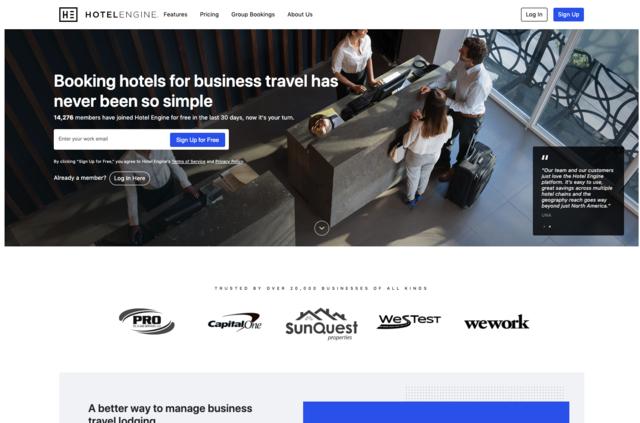 Hotel Engine