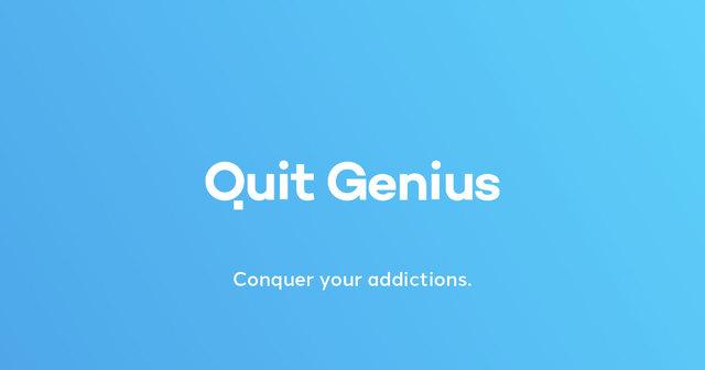 Quit Genius